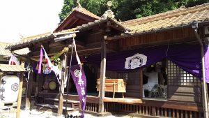 杵築神社秋の大祭2016