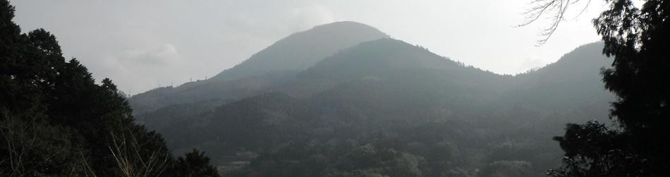 母の山-青野山